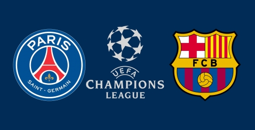 PSG vs Barcelona en DIRECTO - Champions League 2016-2017 en DIRECTO Octavos de Final