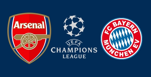 Arsenal vs Bayern Munich en DIRECTO - Champions League 2016-2017 en DIRECTO Octavos de Final