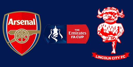 Arsenal vs Lincoln City en DIRECTO - FA Cup 2016-2017 en DIRECTO Cuartos de Final