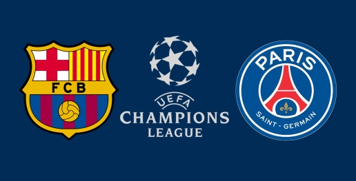 Barcelona vs PSG en DIRECTO - Champions League 2016-2017 en DIRECTO Octavos de Final