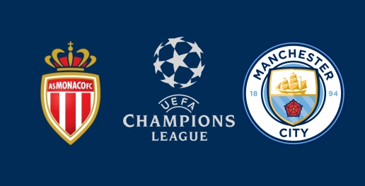 Mónaco vs Manchester City en DIRECTO - Champions League 2016-2017 en DIRECTO Octavos de Final