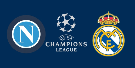 Napoli vs Real Madrid en DIRECTO - Champions League 2016-2017 en DIRECTO Octavos de Final