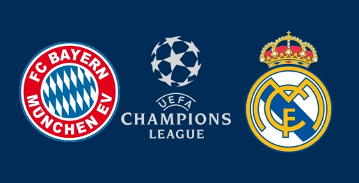 Bayern Munich vs Real Madrid en DIRECTO - Champions League 2016-2017 en DIRECTO Cuartos de Final