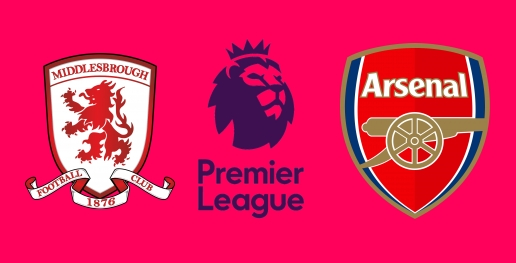 Middlesbrough vs Arsenal en DIRECTO - Premier League 2016-2017 en DIRECTO Jornada 33