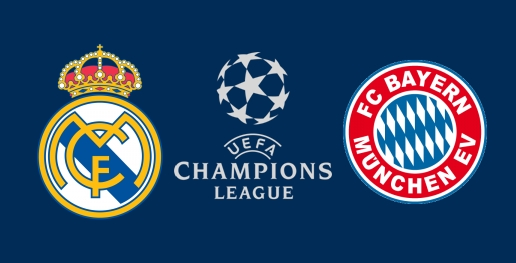 Real Madrid vs Bayern Munich en DIRECTO - Champions League 2016-2017 en DIRECTO Cuartos de Final