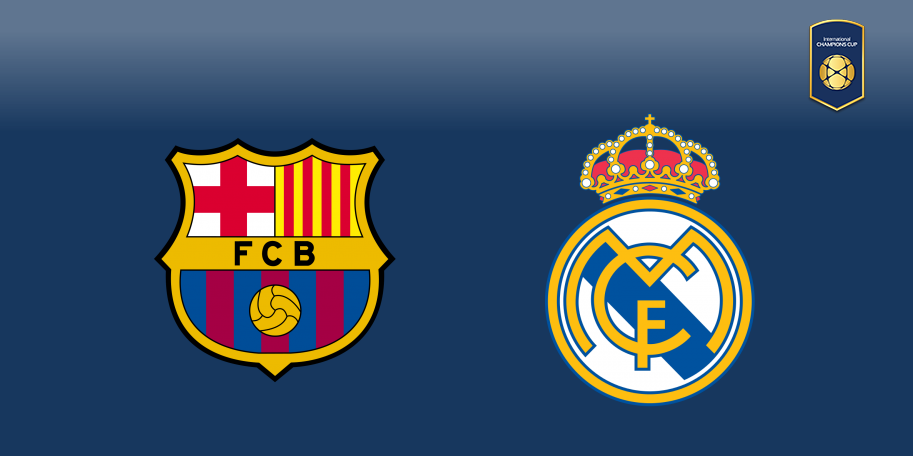 barcelona vs real madrid en directo international champions cup 2017 en vivo