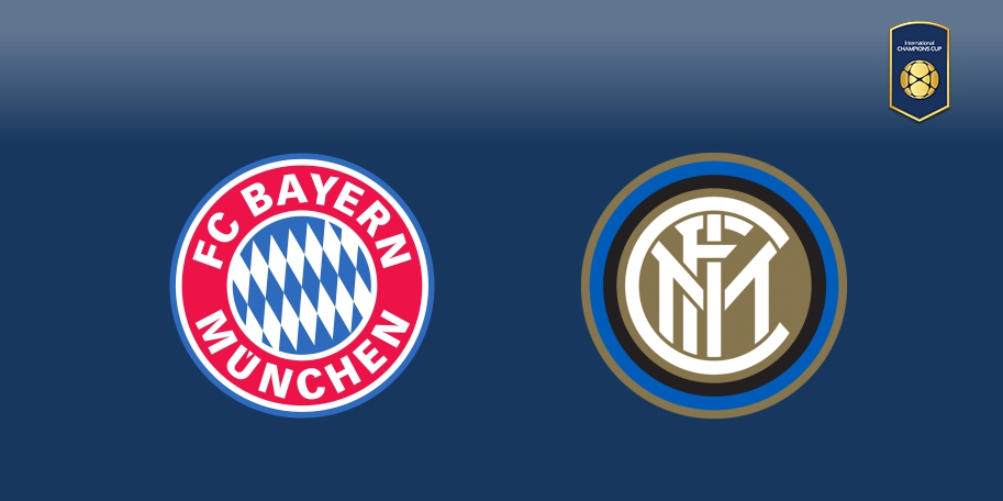 Bayern Munich vs Inter en DIRECTO - International Champions Cup 2017 en DIRECTO