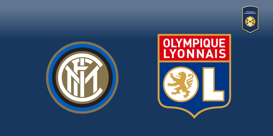 Inter vs Lyon en DIRECTO - International Champions Cup 2017 en DIRECTO