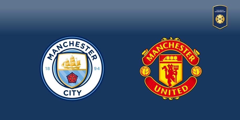 Manchester City vs Manchester United en DIRECTO - International Champions Cup 2017 en DIRECTO