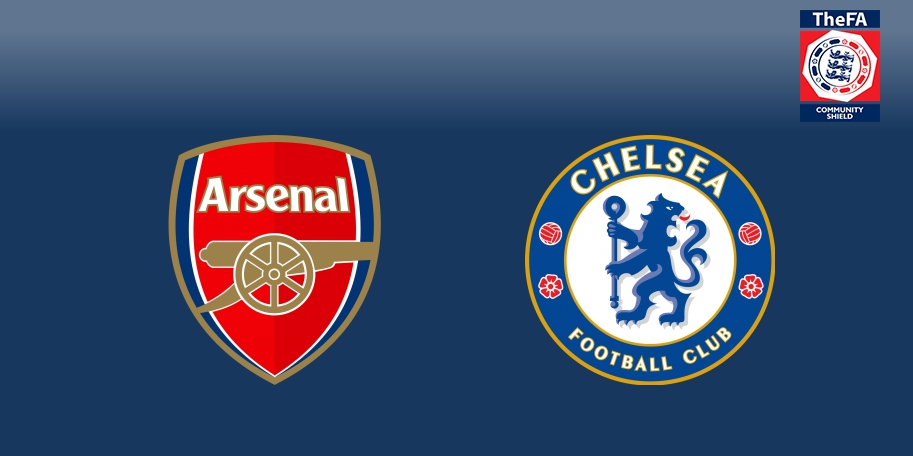 Arsenal vs Chelsea en DIRECTO - FA Community Shield 2017 en DIRECTO