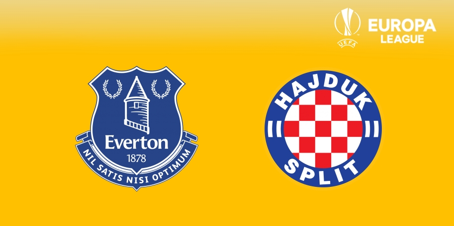 Everton vs Hajduk Split en DIRECTO - Europa League 2017-2018 en DIRECTO Repesca