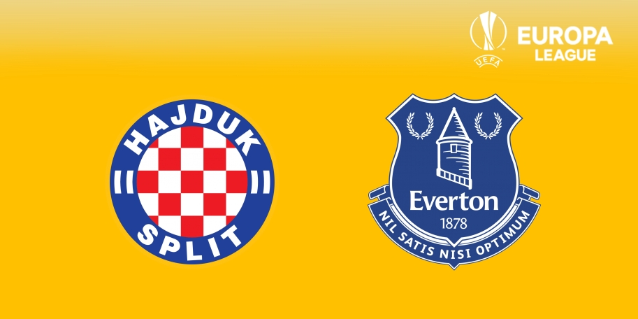 Hajduk Split vs Everton en DIRECTO - Europa League 2017-2018 en DIRECTO Repesca