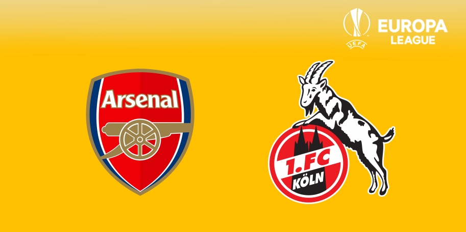 Arsenal vs Colonia en DIRECTO - Europa League 2017-2018 en DIRECTO Grupo H