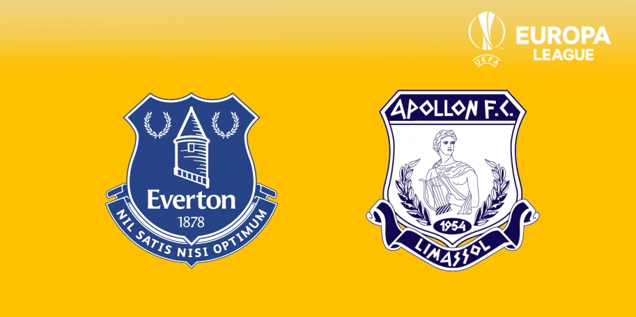 Everton vs Apollon en DIRECTO - Europa League 2017-2018 en DIRECTO Grupo E
