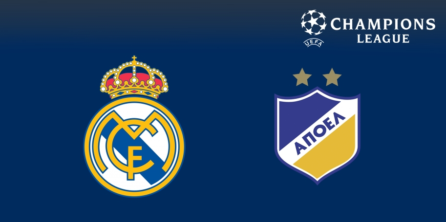Real Madrid vs APOEL en DIRECTO - Champions League 2017-2018 en DIRECTO Grupo H