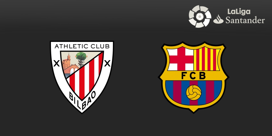 Athletic Club vs Barcelona en DIRECTO - Liga de España 2017-2018 en DIRECTO Jornada 10