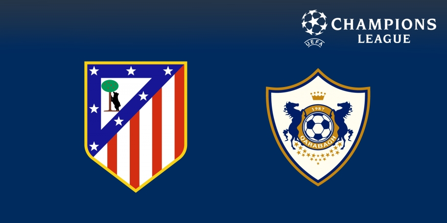 Atlético de Madrid vs Qarabag en DIRECTO - Champions League 2017-2018 en VIVO Grupo C
