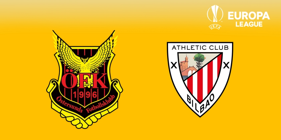 Östersunds vs Athletic Club en DIRECTO - Europa League 2017-2018 en DIRECTO Grupo J