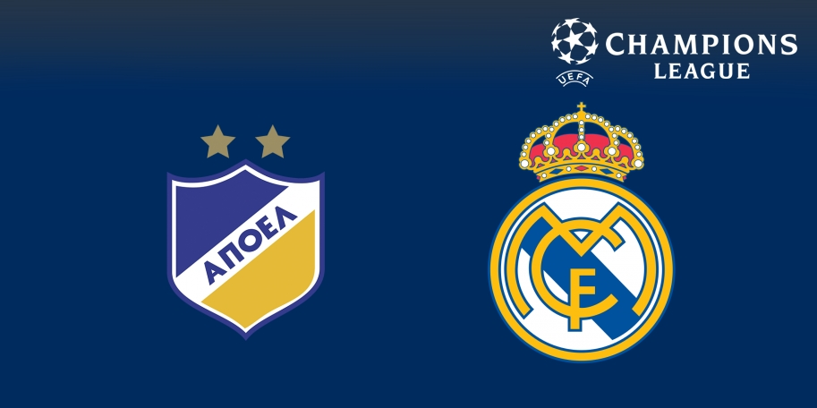 APOEL vs Real Madrid en DIRECTO - Champions League 2017-2018 en VIVO Grupo H