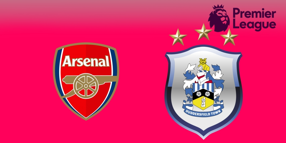 arsenal vs huddersfield en directo premier league 2017 2018 en vivo jornada 14