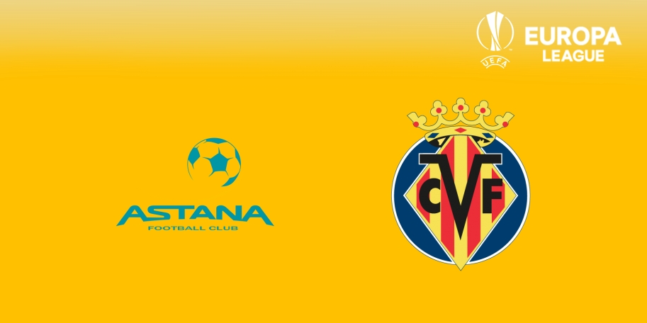 Astana vs Villarreal en DIRECTO - Europa League 2017-2018 en VIVO Grupo A