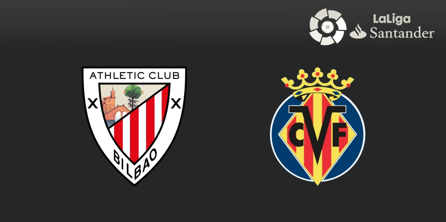 Athletic Club vs Villarreal en DIRECTO - Liga de España 2017-2018 en VIVO Jornada 12