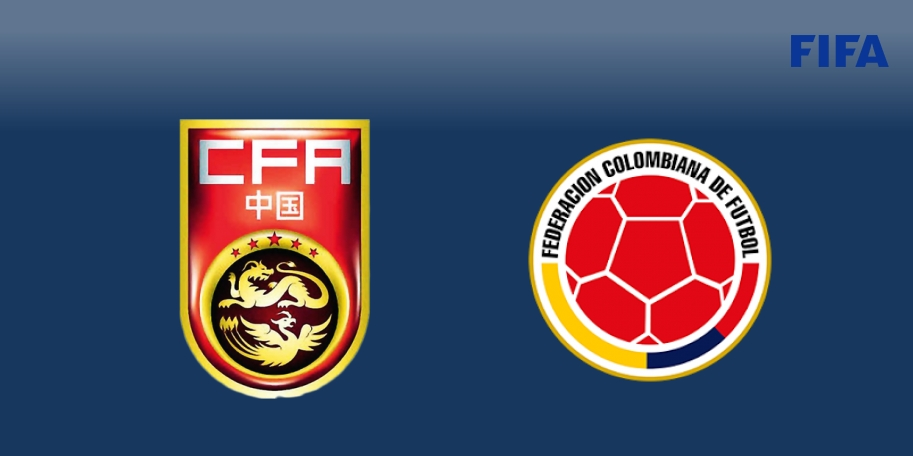 China vs Colombia en DIRECTO - Amistoso Internacional 2017 en VIVO