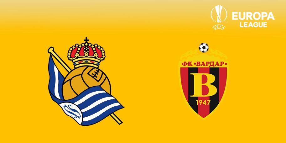 Real Sociedad vs Vardar en DIRECTO - Europa League 2017-2018 en VIVO Grupo L