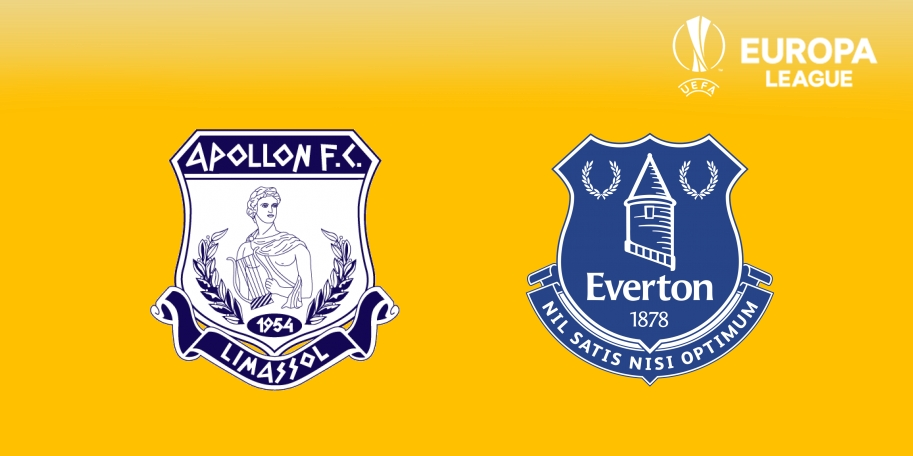 Apollon vs Everton en DIRECTO - Europa League 2017-2018 en VIVO Grupo E