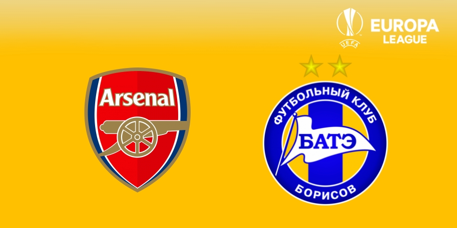 Arsenal vs BATE en DIRECTO - Europa League 2017-2018 en VIVO Grupo H