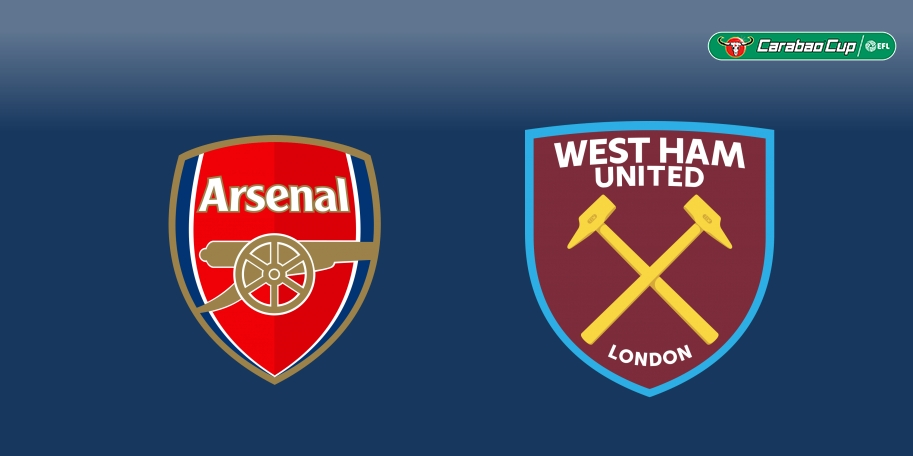 Arsenal vs West Ham en DIRECTO - Carabao Cup 2017-2018 en VIVO Cuartos de Final