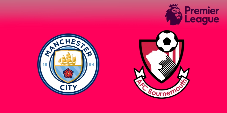Manchester City vs Bournemouth en DIRECTO - Premier League 2017-2018 en VIVO Jornada 19