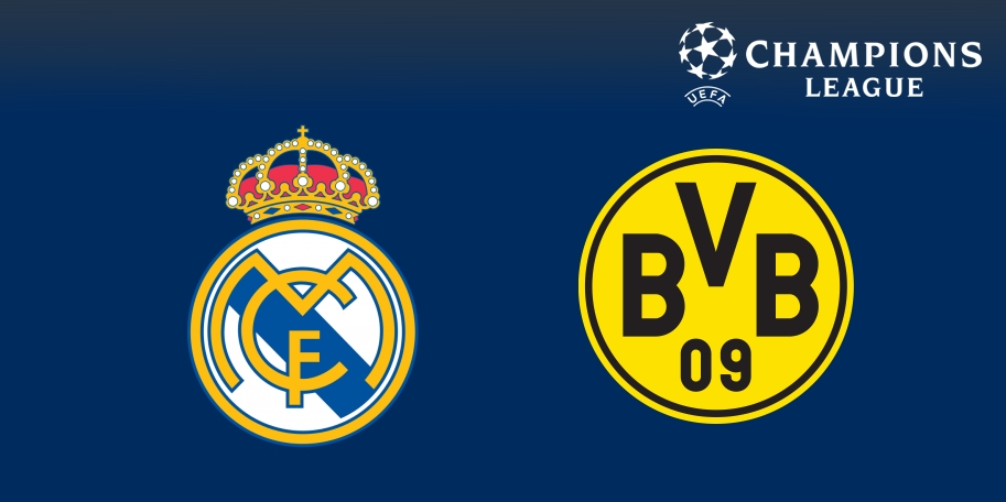 Real Madrid vs Borussia Dortmund en DIRECTO - Champions League 2017-2018 en VIVO Grupo H