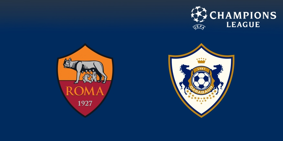 Roma vs Qarabag en DIRECTO - Champions League 2017-2018 en VIVO Grupo C
