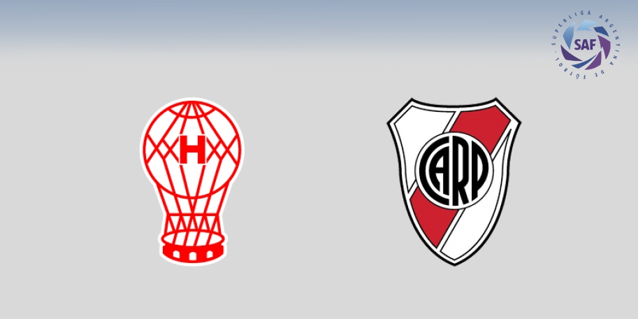 Huracán vs River en DIRECTO - Superliga 2017-2018 en VIVO Jornada 13