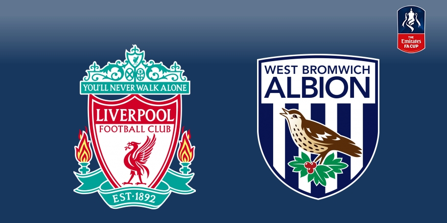 Liverpool vs West Brom en DIRECTO - FA Cup 2017-2018 en VIVO