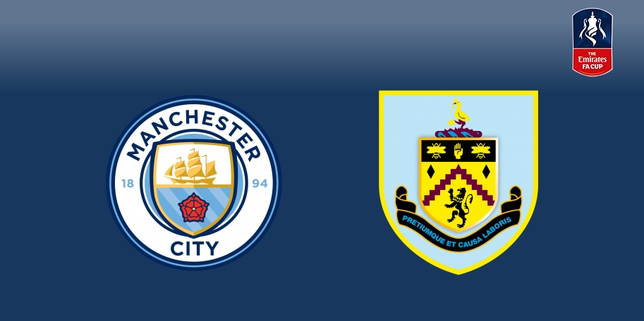 Manchester City vs Burnley en DIRECTO - FA Cup 2017-2018 en VIVO