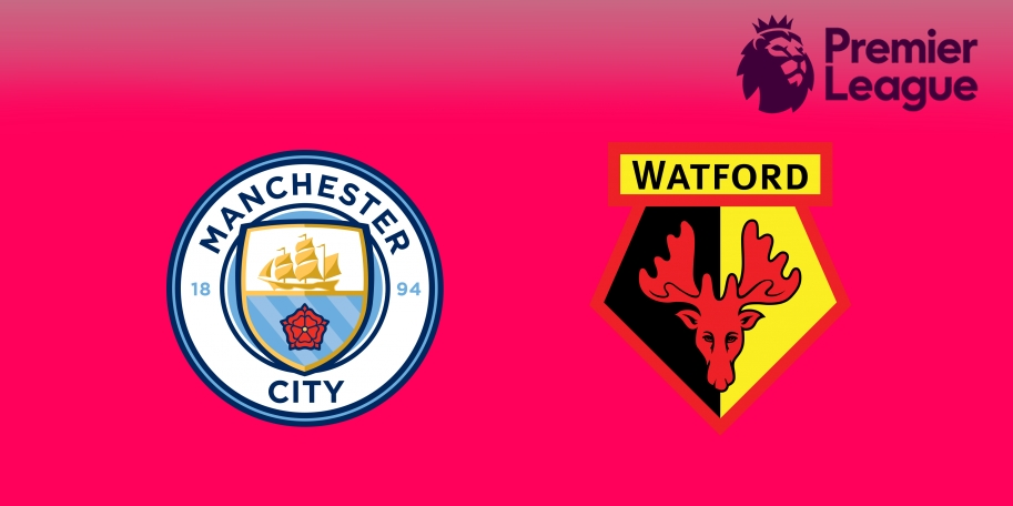 Manchester City vs Watford en DIRECTO - Premier League 2017-2018 en VIVO Jornada 22