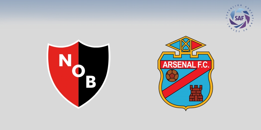 Newell's vs Arsenal en DIRECTO - Superliga 2017-2018 en VIVO Jornada 13