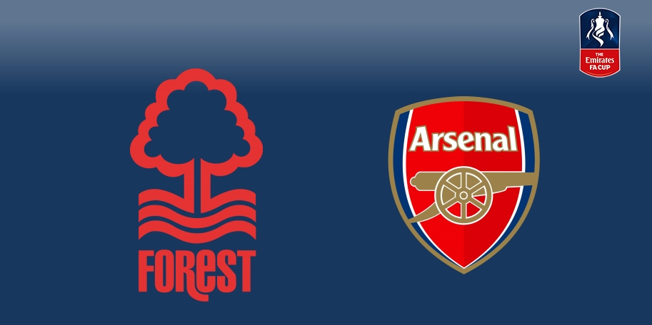 Nottingham Forest vs Arsenal en DIRECTO - FA Cup 2017-2018 en VIVO
