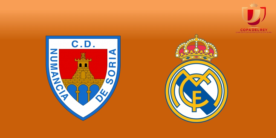 Numancia vs Real Madrid en DIRECTO - Copa del Rey 2017-2018 en VIVO Octavos de Final