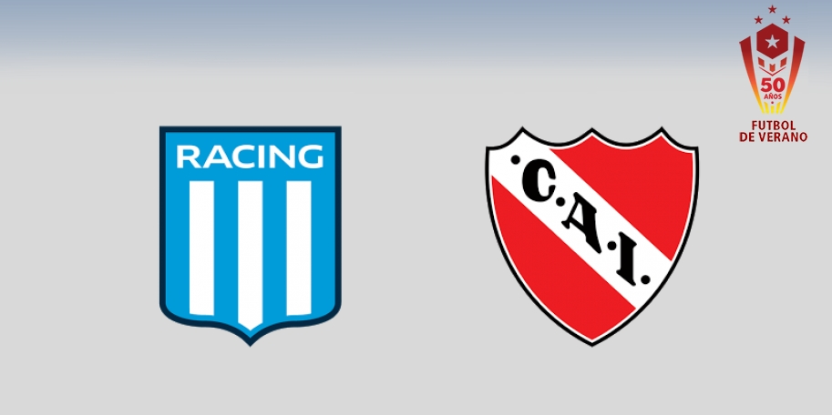 Racing vs Independiente en DIRECTO - Torneo de Verano 2018 en VIVO