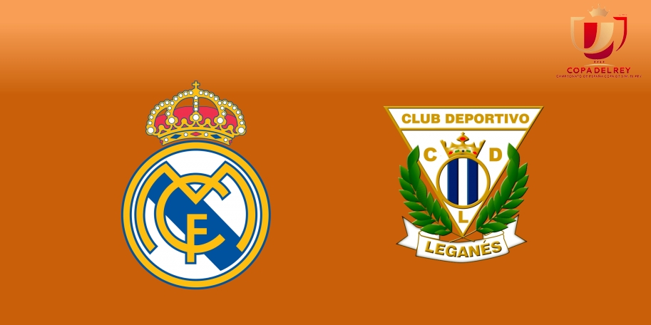 Real Madrid vs Leganés en DIRECTO - Copa del Rey 2017-2018 en VIVO Cuartos de Final