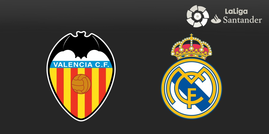 Resultado Final - Valencia 1 Real Madrid 4 - Liga de ...