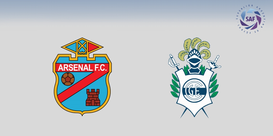 Arsenal vs Gimnasia en DIRECTO - Superliga 2017-2018 en VIVO Jornada 14