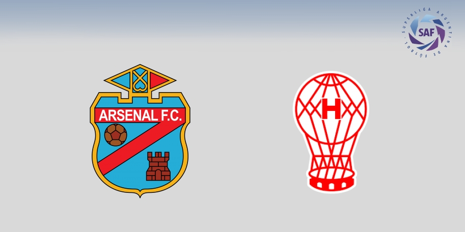 Arsenal vs Huracán en DIRECTO - Superliga 2017-2018 en VIVO Jornada 16