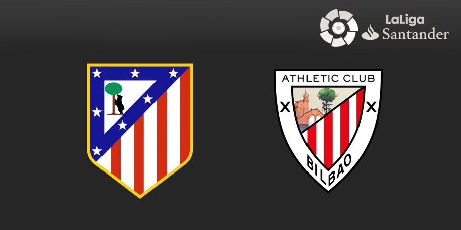 Atlético de Madrid vs Athletic Club en DIRECTO - Liga de España 2017-2018 en VIVO Jornada 24