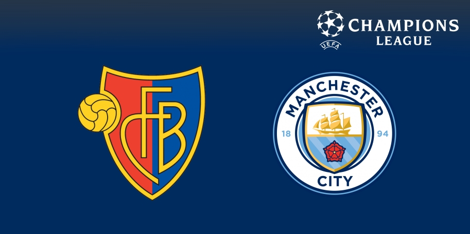 Basilea vs Manchester City en DIRECTO - Champions League 2017-2018 en VIVO Octavos de Final