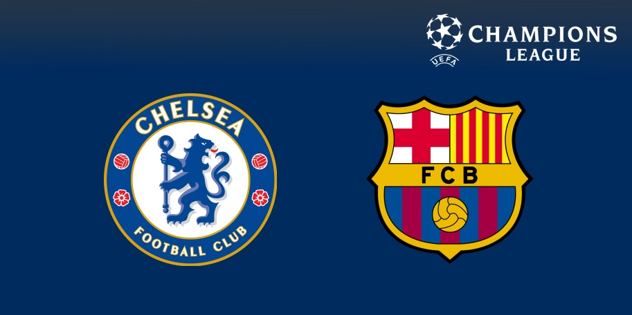 Chelsea vs Barcelona en DIRECTO - Champions League 2017-2018 en VIVO Octavos de Final