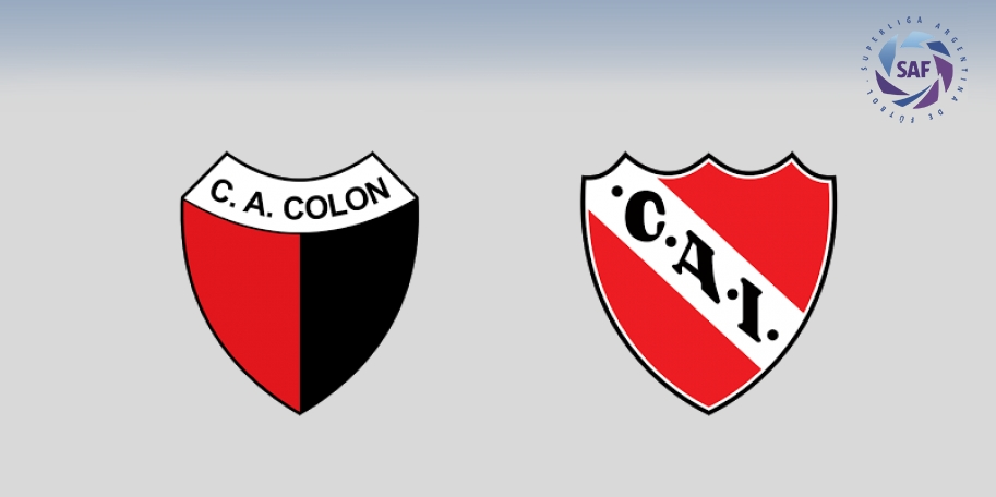 Colón vs Independiente en DIRECTO - Superliga 2017-2018 en VIVO Jornada 14